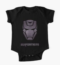 Ironformers One Piece - Short Sleeve