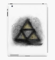 Primitive Triforce iPad Case/Skin