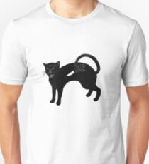 The Knife Cat Unisex T-Shirt