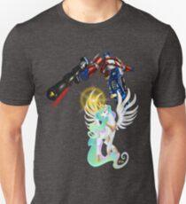 Celestia Heeds the Call of the Last Prime T-Shirt