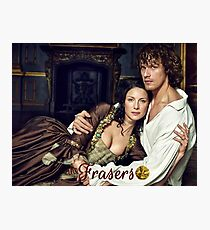 The Frasers/Jamie & Claire Photographic Print
