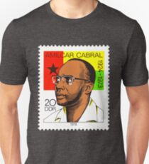 Amílcar Cabral-3 DDR Stamp Unisex T-Shirt
