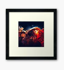 Abstract 18 Framed Print