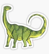 tiny titanosaur Sticker