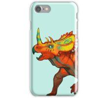 Regaliceratops peterhewsi iPhone Case/Skin