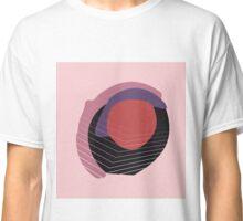 Stain Mauve Classic T-Shirt