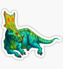 Chasmosaurus belli Sticker