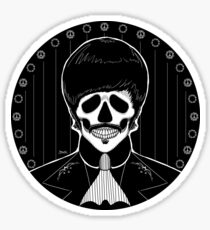 Ringo (Stack's Skull Sunday) Sticker