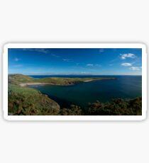 Muckross Head, Donegal, Ireland Sticker