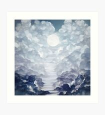 astral projection. Art Print