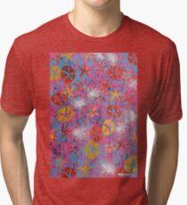 Sand Dollars 1 Tri-blend T-Shirt