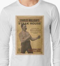 Charles Mulligan's Steak House Long Sleeve T-Shirt