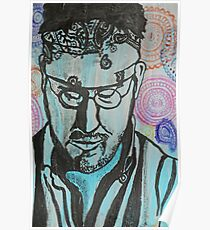 David Foster Wallace  Poster