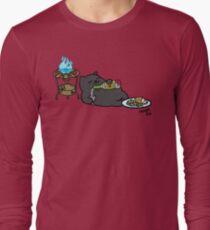 Behemoth the Cat Long Sleeve T-Shirt