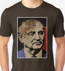 Mikhail Gorbachev Unisex T-Shirt