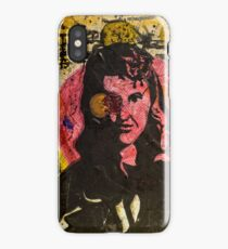 Just Plath Things  iPhone Case