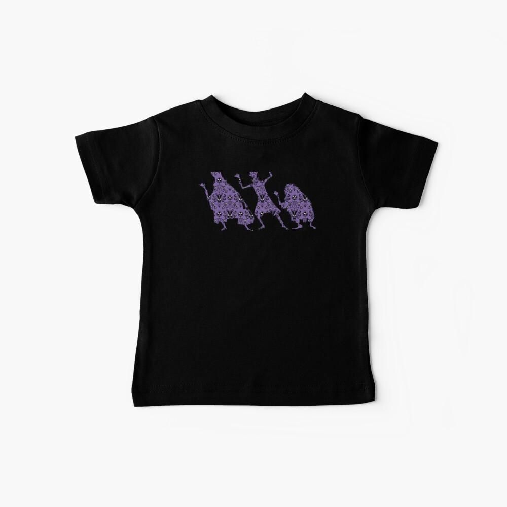 999 glückliche Spukplätze Baby T-Shirt