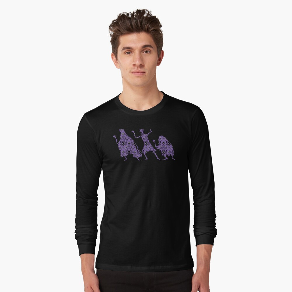 999 Happy Haunts Long Sleeve T-Shirt