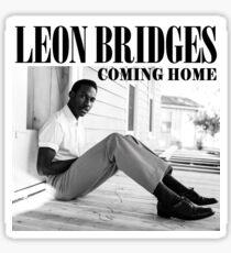 HITS LEON BRIDGES LIVE 2016 ESTR01 Sticker