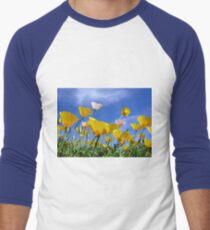 Poppies and Blue Arizona Sky T-Shirt
