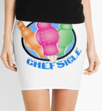 I'm A Chefsicle Mini Skirt