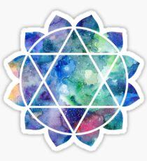 Chakra Anahata Sticker