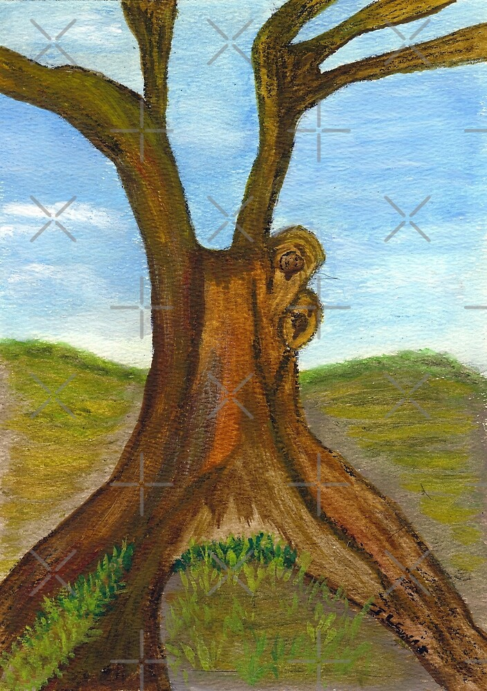 Tree by C J Lewis