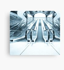 Up And Down Canvas Print
