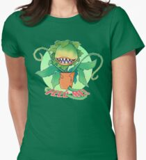 Audrey II Womens Fitted T-Shirt