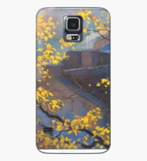 Smithers of Sun Case/Skin for Samsung Galaxy