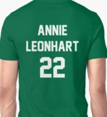 Attack On Titan Jerseys (Annie Leonhart) Unisex T-Shirt