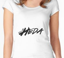 Call me Heda Women's Fitted Scoop T-Shirt