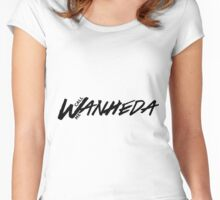 Call me Wanheda  Women's Fitted Scoop T-Shirt