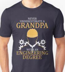Engineering Grandpa T-Shirt