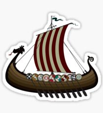 Wikinger Sticker