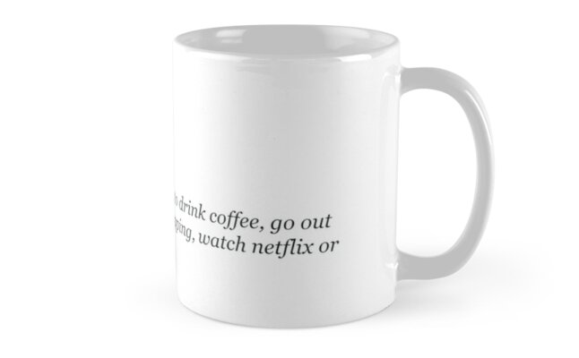 define weekend mugs by tinybiscuit redbubble