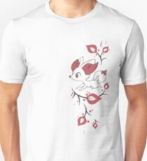 Fennekin Two Tone T-Shirt