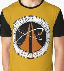 Moonraker Project Graphic T-Shirt