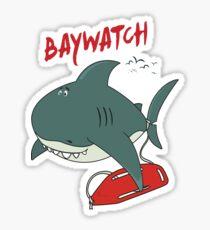 Baywatch  Sticker