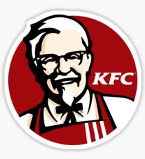 KFC logo Sticker