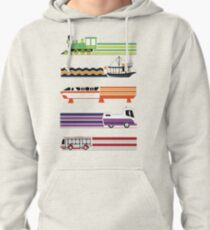 Transit System Pullover Hoodie