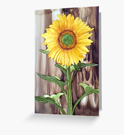 Got the Sun on My Side Greeting Card
