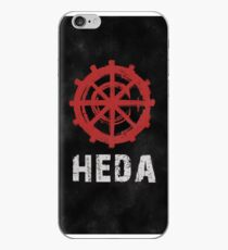 The 100 Heda Symbol [Black] iPhone Case