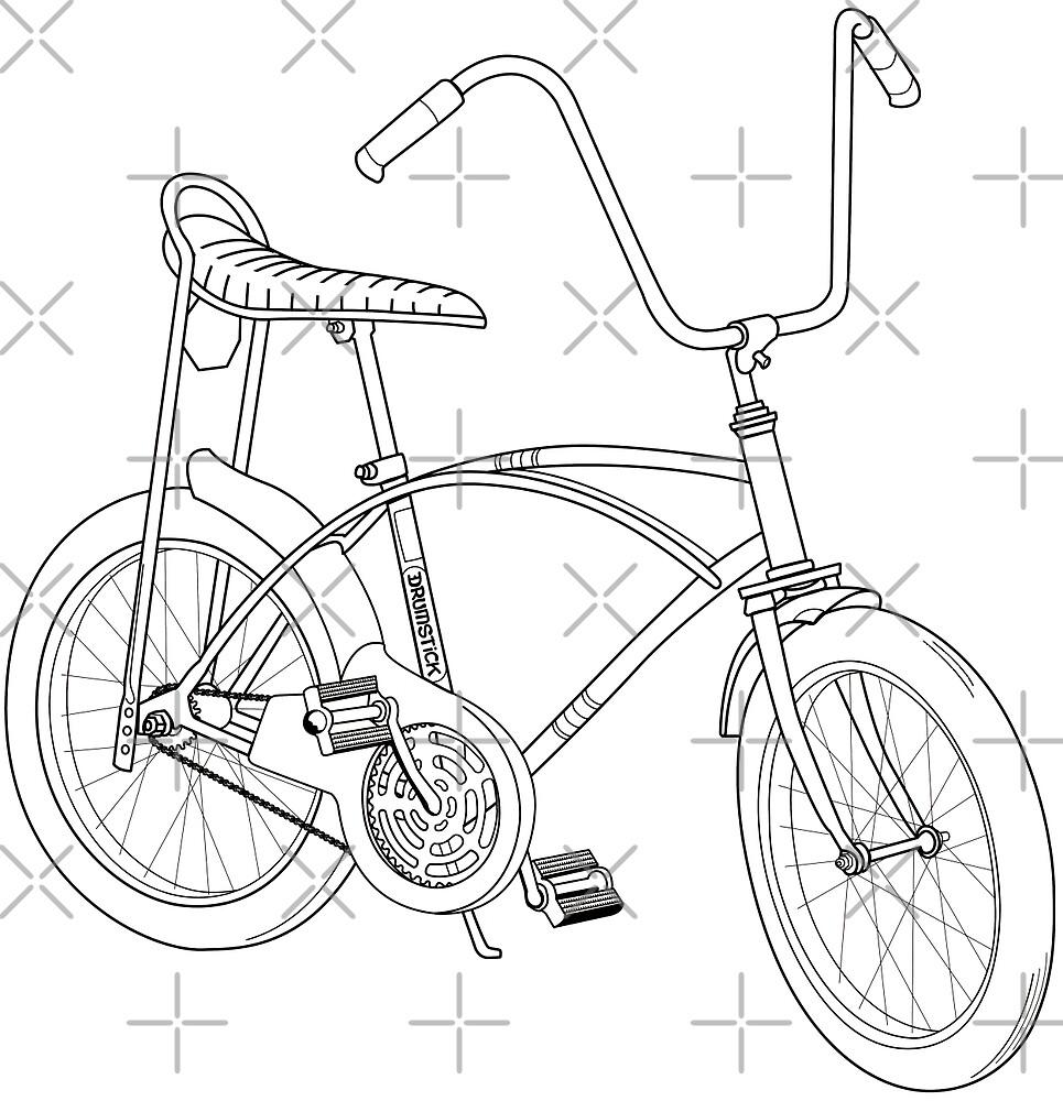 Kostenloses Spirit Chopper Fahrrad von thedrumstick
