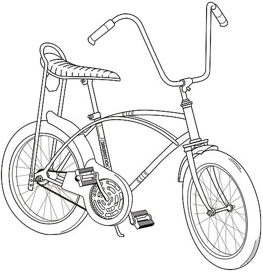 Free Spirit Chopper Bicycle\
