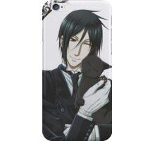 Black Butler iPhone Case/Skin