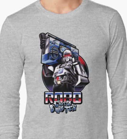 Robo Ghetto Blaster T-Shirt