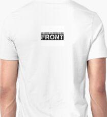 Front Unisex T-Shirt