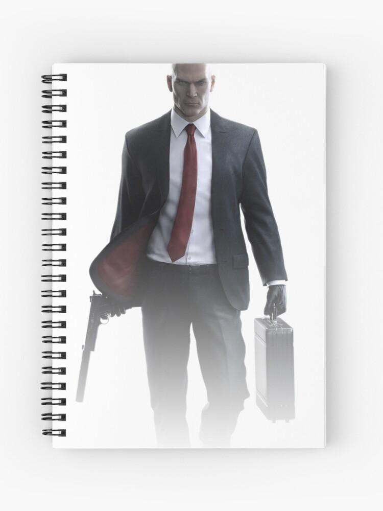 Hitman Agent 47 Spiral Notebook