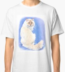 Cream point Ragdoll Classic T-Shirt